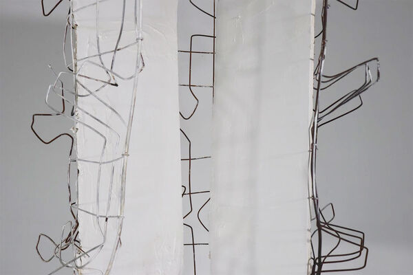Ouroboros- Emanuel Ribas, installation view