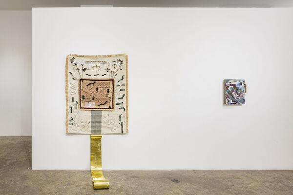 Geographia, installation view
