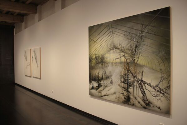 Simulacrum, installation view