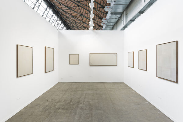 rosenfeld porcini at Art Brussels 2019, installation view