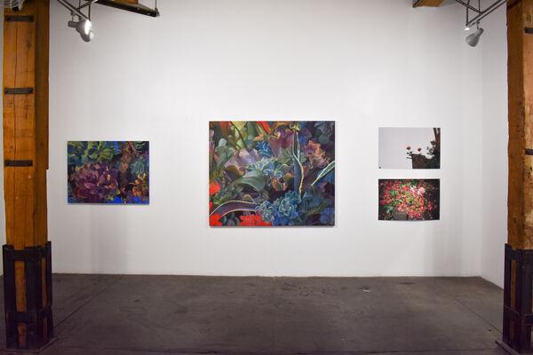 Launch & Art Share L.A. Presents: Garden, installation view