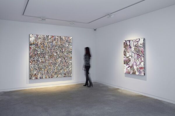 Oliver Arms: Inaugural Exhibition, installation view