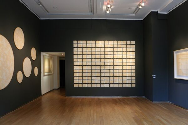 REMEMBERING DAYS, FORGETTING TIME  A solo exhibition by Hong Kong artist Carol Lee Mei-kuen, installation view