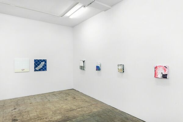 Can I Touch It?, installation view
