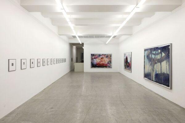 IN PLAIN AIR - Sebastian Riemer, installation view