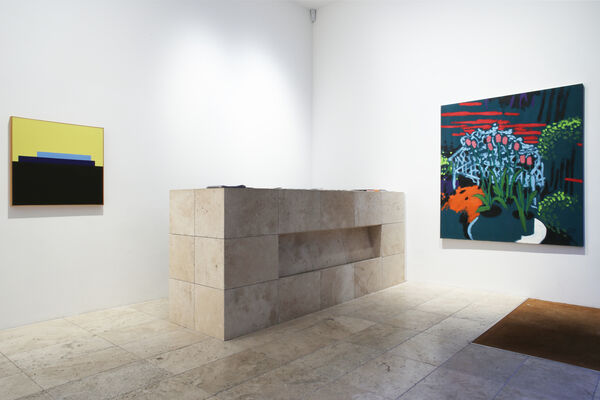 Spring Mixed Show, installation view