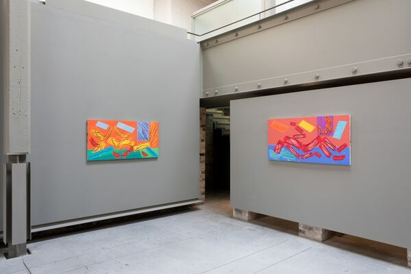 Lonely Boy, installation view