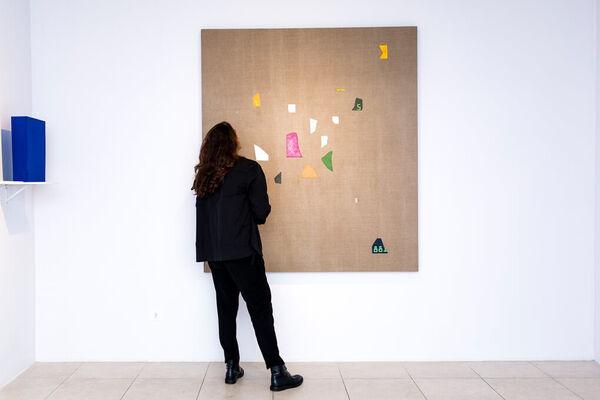 """Midnight Mañana"" Ignacio Gatica, installation view"
