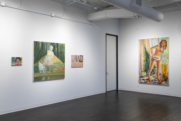 Certain Women, installation view