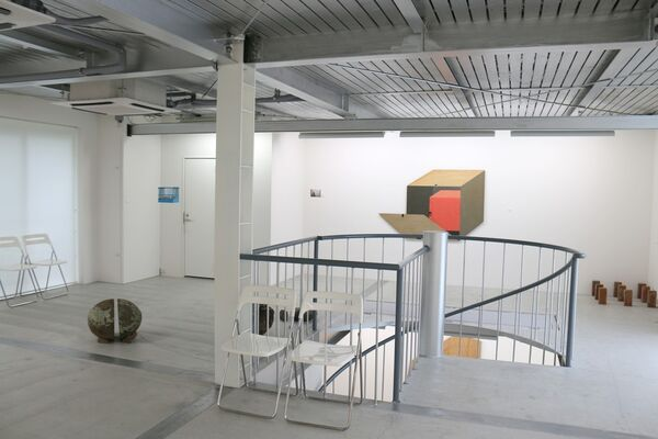 re-GEN-SHOKU, installation view