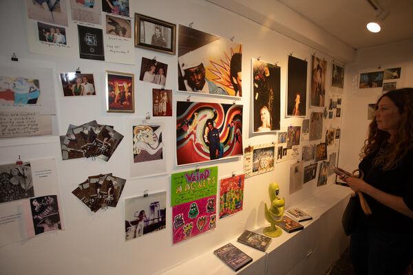 Fun: In The Sun w/ Patti Astor, installation view