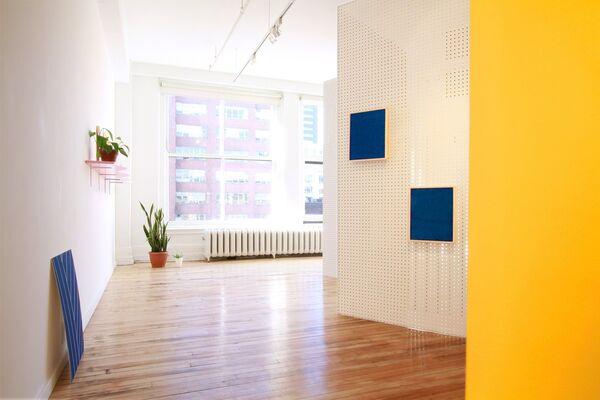 Tangerine Dream Collective, installation view