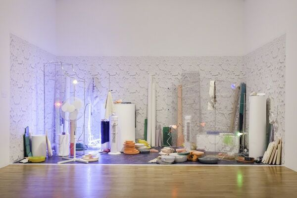 The London Open 2015, installation view
