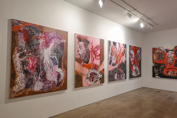 HG Contemporary at Palm Beach Modern + Contemporary  |  Art Wynwood, installation view