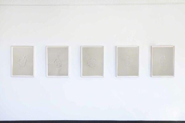 Analia Saban is Broken, installation view