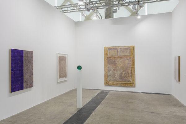 Lehmann Maupin at West Bund Art & Design 2019, installation view