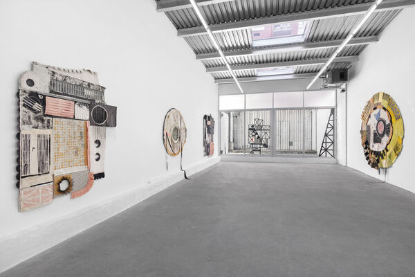 Jane South: Switch Back, installation view