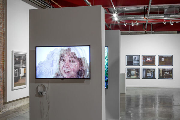 Space Between Time, installation view