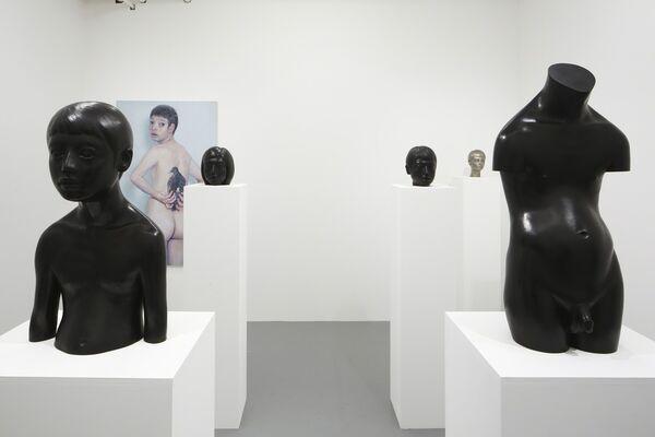 "Korehiko Hino ""Statue"", installation view"