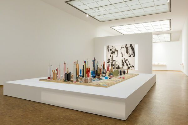 We Call it Ludwig : The Museum is Turning 40!, installation view