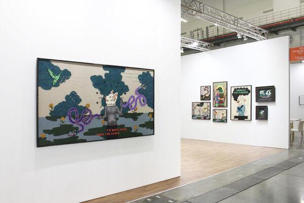 MASAHIRO MAKI GALLERY at Taipei Dangdai 2020, installation view