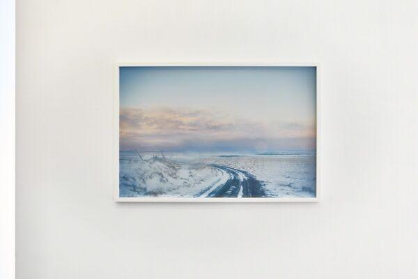 Todd Hido - Bright Black World, installation view
