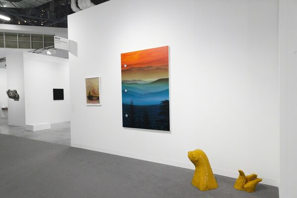Andrea Rosen Gallery at Art Basel in Miami Beach 2016, installation view
