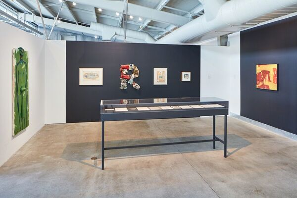 Based on a True Story: Highlights from the di Rosa Collection, installation view