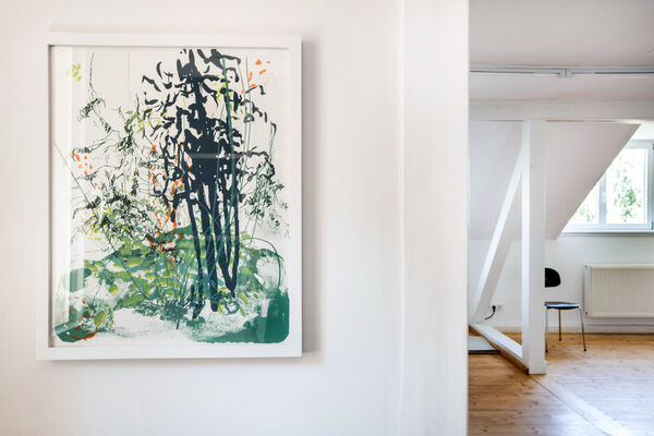KATHARINA ALBERS - What dreams! Those forests!, installation view