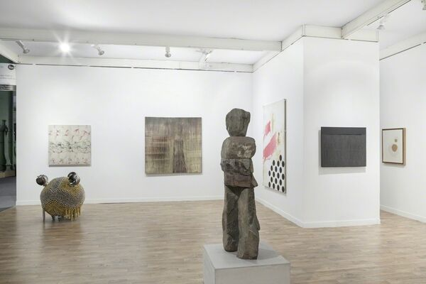 Tina Kim Gallery at FIAC 16, installation view