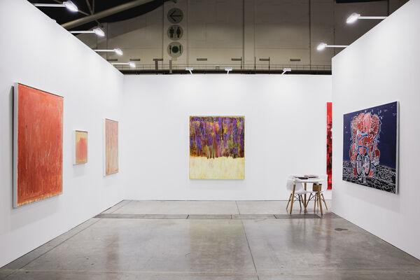 Albertz Benda at Taipei Dangdai 2020, installation view