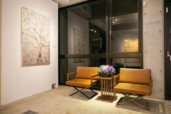 Makoto Fujimura - Master Works Private Viewing Exhibition II《藤村真 經典之作私賞展 II 》, installation view