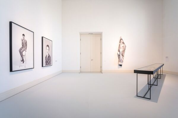 The Black Image Corporation. Theaster Gates, installation view