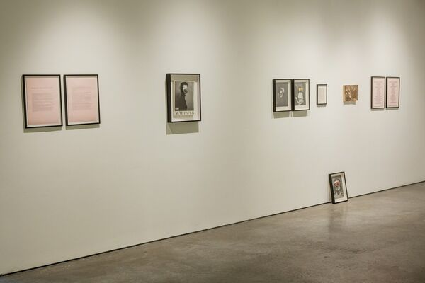 Ruby Anemic: Slower Than God, installation view