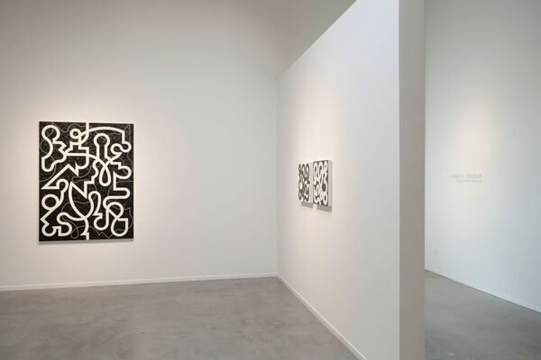 Valerie Jaudon | Ways and Means, installation view