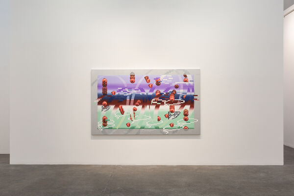 Soft Borders, installation view