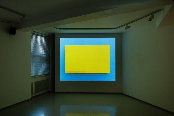 Peter Wüthrich | Two Books, installation view