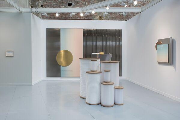 Edouard Malingue Gallery at FIAC 16, installation view