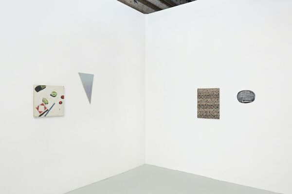 A Summer Painting Show, installation view