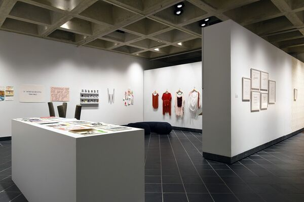Bring Your Own Body: Transgender Between Archives and Aesthetics, installation view