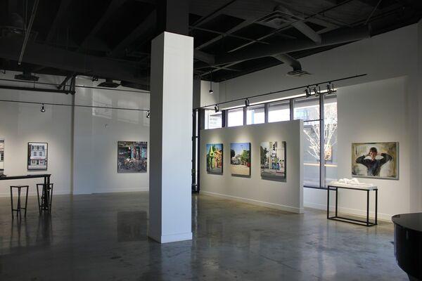 Connectivity, installation view
