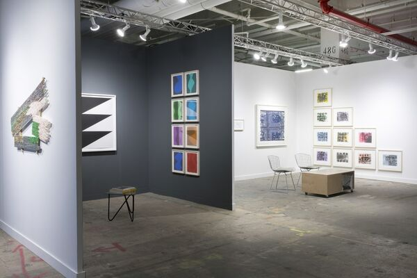 Universal Limited Art Editions at Collective Design 2018, installation view