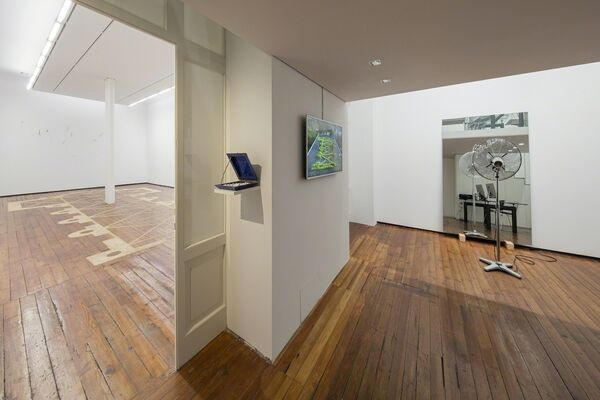 Bird's-eye View, installation view