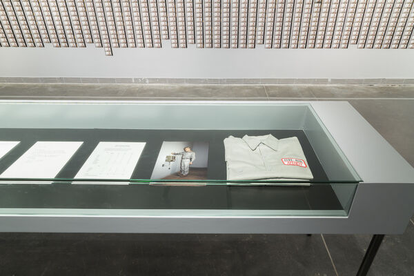 Tehching Hsieh: One Year Performance 1980-1981, installation view