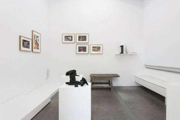 Stefan Nikolaev - BUSINESS, MODEL, SCULPTURE, installation view
