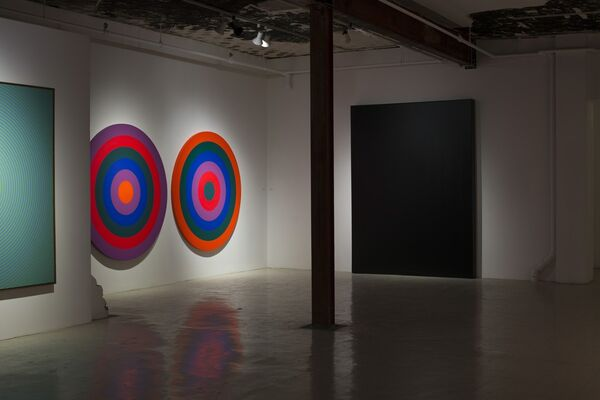 Claude Tousignant : Artist Selection, installation view