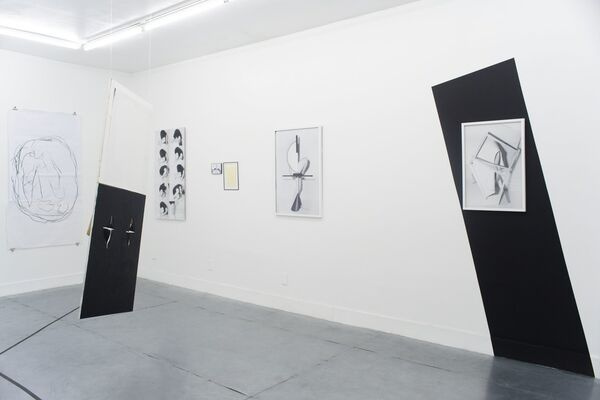 Patricia Voulgaris, Nothing Can Stop, installation view