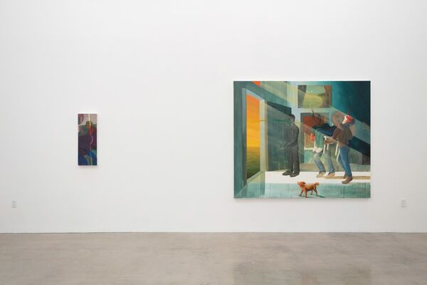 Daniel B. Dias: The Influencers Mean No Harm, installation view