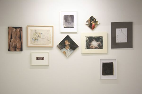Orphans of Painting II, installation view