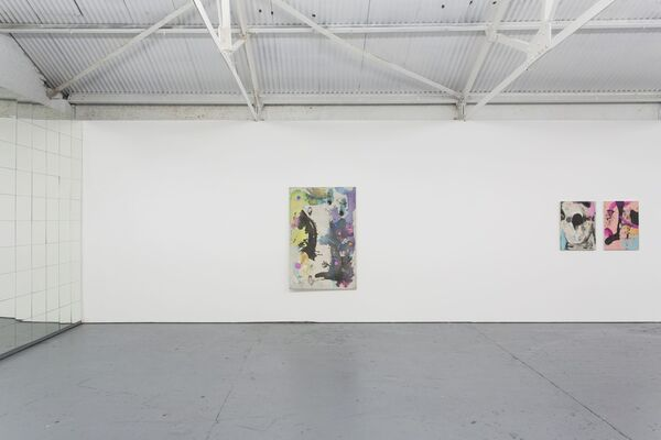 tbc (august), installation view